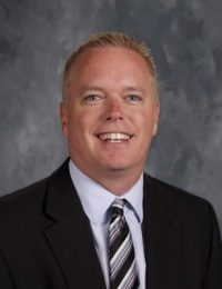 Executive Director of Instruction and Secondary Operations Scott Jensen Picture