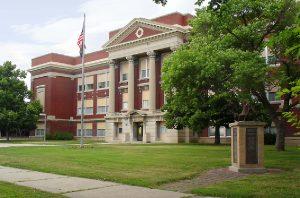 Fremont Public Schools Main Street building