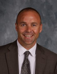 Executive Director of Student Services and Business Affairs Brad Dahl