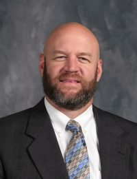 Director of Information Services Cliff Huss Picture