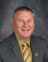 Superintendent Mark Shepard Picture