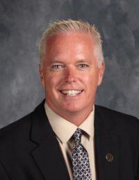 Executive Director of Secondary Operations Scott Jensen